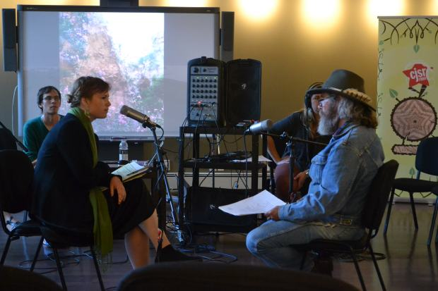 Terra Informer Morgana Folkmann interviews Gary Lee about his work.